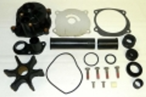 "Johnson/Evinrude Impeller Complete Kit 150 DI, 150, 175, 175 EL 20"",  175 SL 20"", 175 DI, 175, 200, 200 25"" & 30"", 225 25"" & 30"", V6-V8 25"" 30""  Hp"