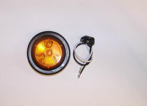 "2"" L.E.D Marker/Clearance Light Amber"