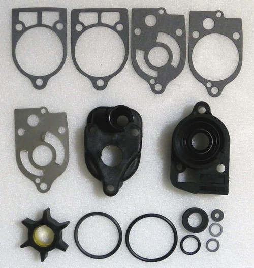 Mercury Impeller Complete Kit 30, 35, 40, 45, 50, 60, 65 & 70 Hp