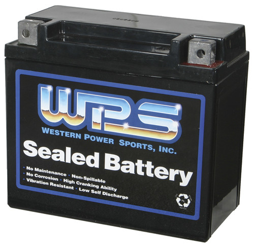 WPS YTX20L-BS Sealed Maintenance Free Battery