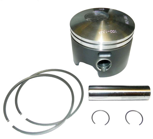 115 HP 99-UP Ficht Motor 4 Cyl. Port Side Only  Piston Kit