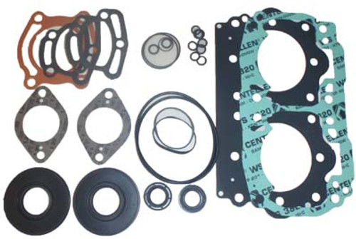 Seadoo 951 Carb Silver and White Complete Gasket Kit