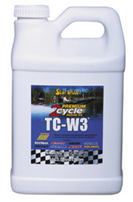 StarBrite Premium 2 Stroke Engine Oil 2.5 Gallons