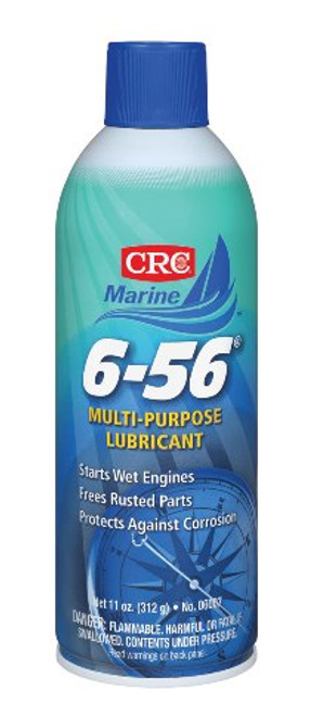 CRC Marine Formula 6-56 Lubricating Wet Engine Starter12 Oz
