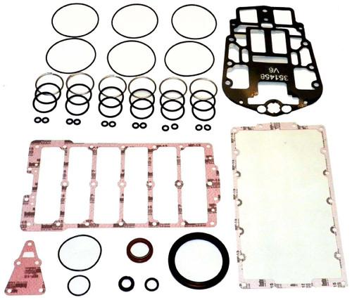 E-Tec 150 Thru 200HP V6 Complete Power Head Gasket Kit