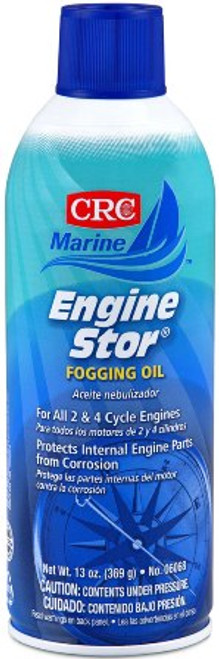 CRC Engine Stor Fogging Oil 16 oz Spray