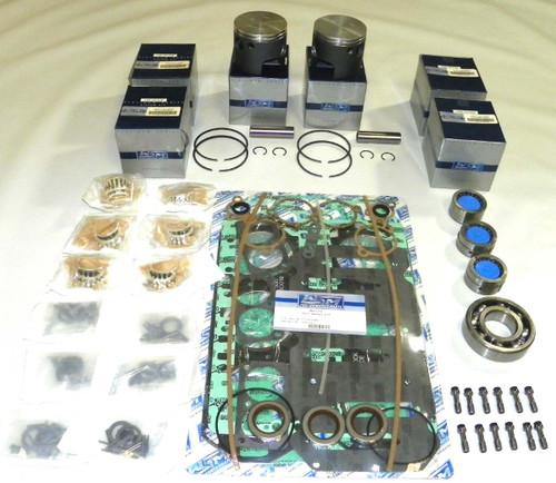 Mercury 2.4 Liter Chrome Bore Power Head Rebuild Kit