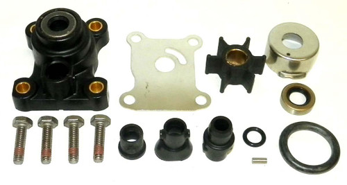 Johnson/Evinrude Impeller Complete Kit 8 (4) STROKE, 9.9 (4) STROKE, 9.9 (2) STROKE, 15 & 15 (4) STROKE Hp