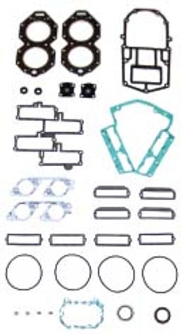 OMC 120 HP 1988-94 , 125 HP 1992-95 , 130 HP 1995-98 , 140 HP 1988-94 V4 Looper Big Bore  Complete Power Head Gasket Kit
