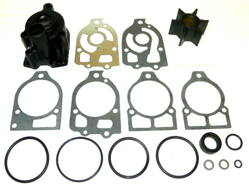 Mercury Impeller Complete Kit 75, 80, 85, 90, 135, 140, 150 & 2.4 EFI Hp