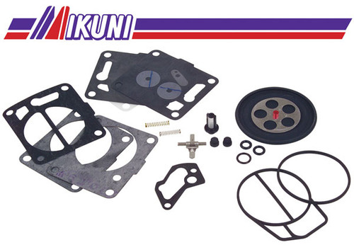 Mikuni Seadoo Genuine Carburetor Rebuild Kits