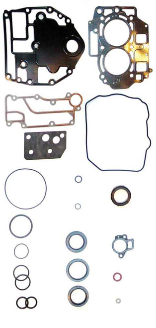 Yamaha 25 Hp 2 Cylinder 4-Stroke 98-01 Power Head Gasket Kit