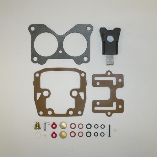 OMC 115 hp Carburetor Repair Kit with Float 1970-95