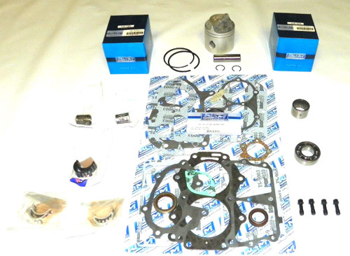 "OMC 18/20/25HP 28/30 X-Flow/35  3"" Bore 2 Cyl. Power Head Rebuild Kit"