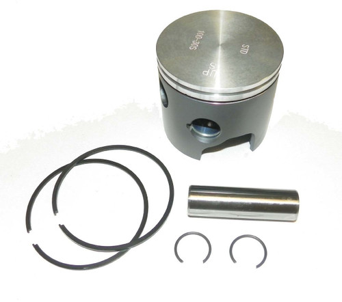 Mercury 2.0L  W/Boost Port Top Guided  Starboard Side  Piston Kit