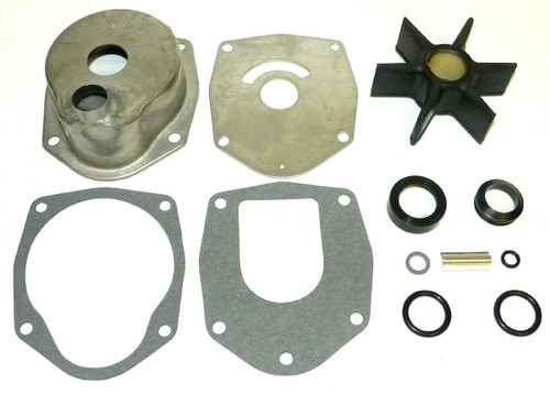 Mercury Impeller Complete Kit 30, 40, 45, 50, 60, 65, 70, 75, 80, 90, 100, 115, 135, 150, 175, 200, 225 & 250 Hp