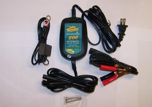 Waterproof Battery Tender 12V