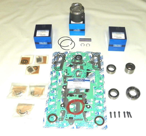 "Chrysler/Force 90 HP & 70 HP 3.375"" Std. Bore Top Guided Power Head Rebuild Kit"