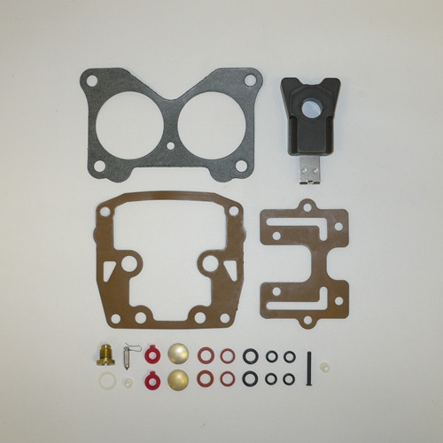 OMC 110 hp Carburetor Repair Kit with Float 1985-90