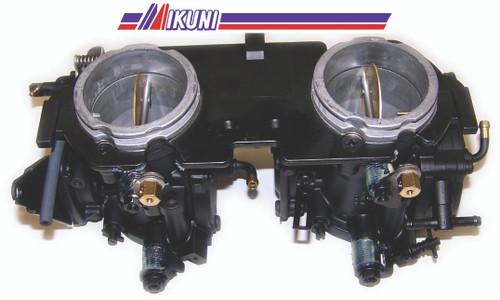 Seadoo 951 Mikuni Factory Replacement BN46 i Series Dual Carburetor Set