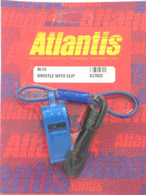 Whistle with Clip