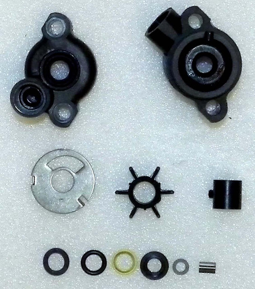 Mercury Impeller Complete Kit 4, 4.5, 7.5, 110(9.8) & 9.8 Hp