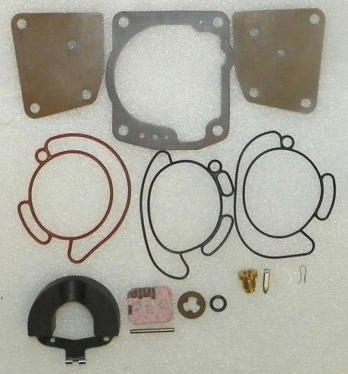 OMC 115 60 degree Carburetor Repair Kit with Float 1995-02