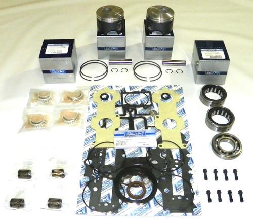 OMC 90/115HP FICHT 4 Cyl. Power Head Rebuild Kit '99 & Up