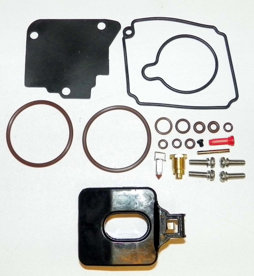 Mercury / Mariner / Yamaha 75-100 Hp 4-Stroke W/ Float Carburetor Repair Kit