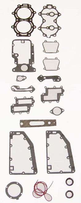 Chrysler/ Force 40 hp 1981-87, 88 A model, 45 hp 1974-83, 50 hp 1981-81, 88 A model, 55 hp 1972-76 2 Cyl.  Power Head Gasket Kit