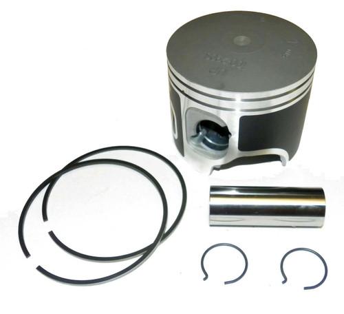 Yamaha V-6 150, 175, 200 HPDI  01 & Up 2.6 Liter (23mm Wrist Pin) Starboard Side PLATINUM Series   Piston Set