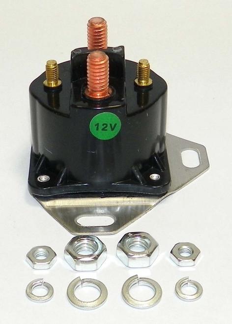 OMC Starter/Trim Solenoid 9.9 & 15 HP 1978-86 70-235 HP 1976-81