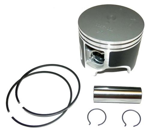 Yamaha V-4 115, 130, 150, 175  84-92 & 200, 225  84-91 (21.5mm Wrist Pin) Starboard Side PLATINUM Series  Piston Set