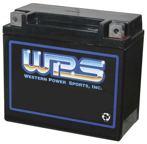WPS YB16L-B Standard Acid-Fill Battery w/acid