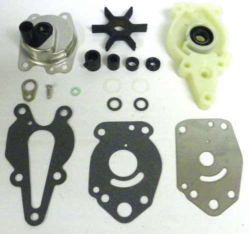 Mercury Impeller Complete Kit 8, 9.9 & 15 Hp