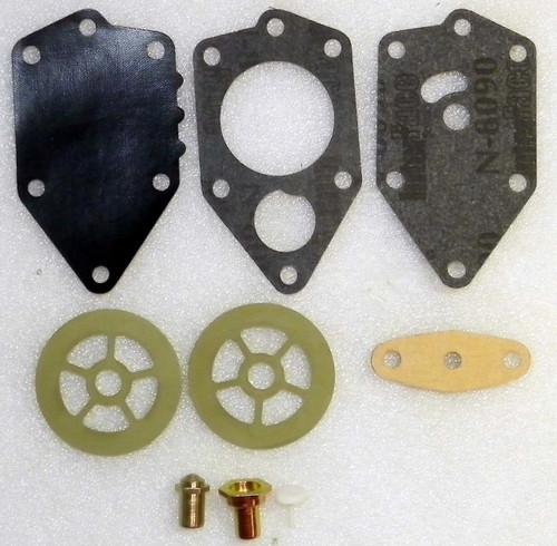 OMC 45/55 Comm Fuel Pump Repair Kit '89-'90