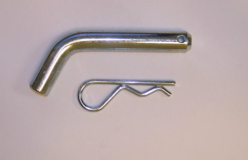 """Hitch Pins & Clips 1/2"""" x 3"""" for 1-1/4"""" x 1-1/4"""" Ball Mount"""