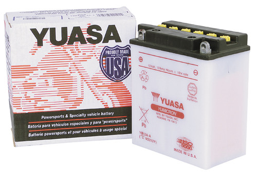 Yuasa OEM YB16CL-B Standard Acid-Fill Battery