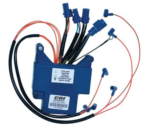 OMC 150hp 155hp 175hp Power Pack CD 6 AL 5800 L