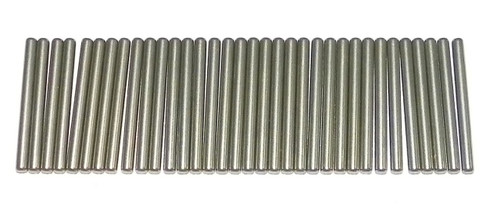 Bearing Needles With Washers: Mercury / Mariner 70 - 125 / 200 - 300 Hp