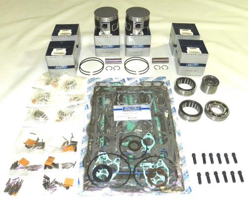 Powerhead Rebuild Kit: Yamaha 150 - 225 Hp 6 Cylinder 84-92 Standard Platinum