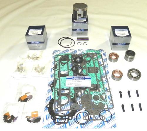 Yamaha 75/85/90 hp 3 Cyl. Power Head Re-Build Kit