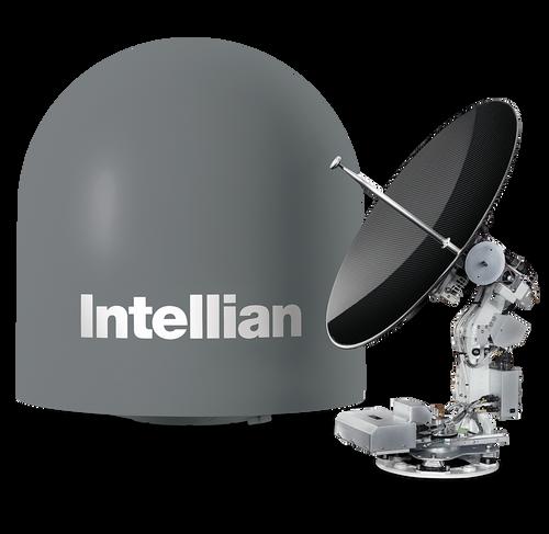 Intellian v100PM Marine Communication VSAT Antenna System 8W or 16W BUC