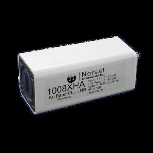 Norsat 1000 Series 1007XHAF Ku-Band Single-Band LNB