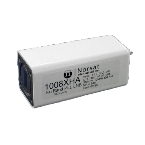 Norsat 1000 Series 1007XHCF Ku-Band Single-Band LNB