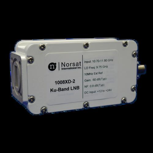 Norsat 1000 Series 1008XD-2 Ku-Band Single-Band LNB