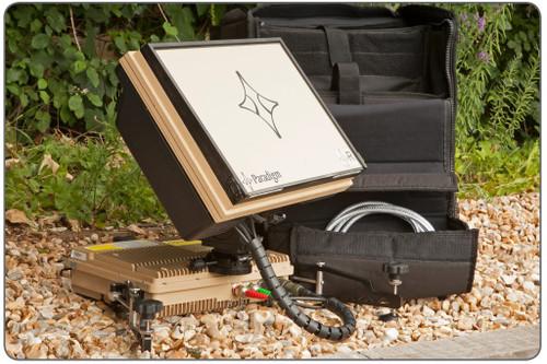 SWARM® Multiband Ultra Portable Flat Panel Terminal