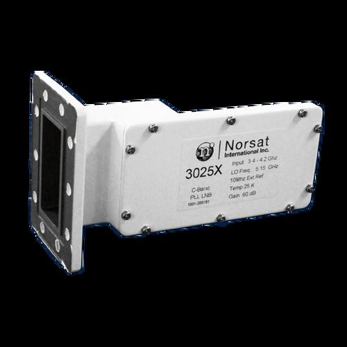 Norsat 3000 Series 3025XF C-Band Single-Band LNB