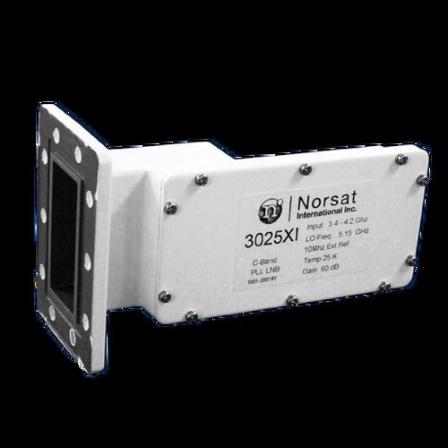 Norsat 3000 Series 3025XIF C-Band Single-Band LNB