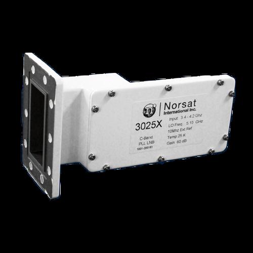Norsat 3000 Series 3030XF C-Band Single-Band LNB